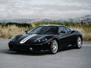 2004 Ferrari 360 Challenge Stradale For Sale by Auction