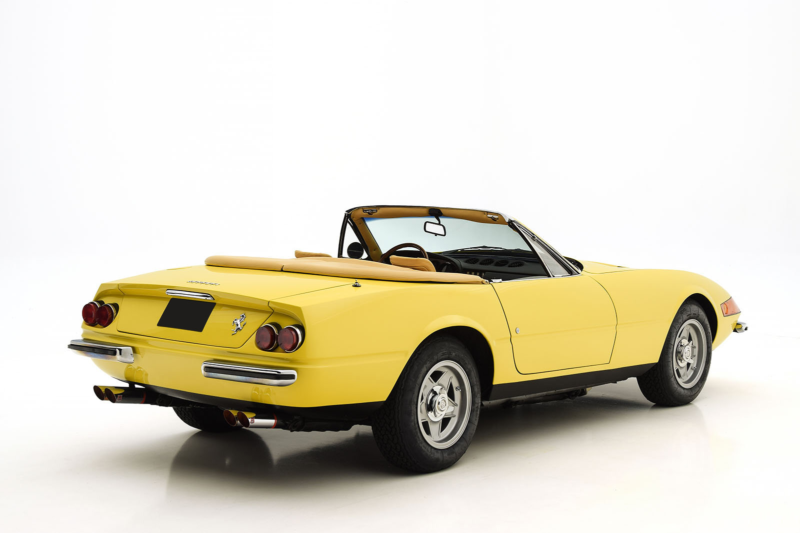 Ferrari 365 GTB/4 Daytona Spider-Conversion - 1971 For Sale (picture 2 of 6)