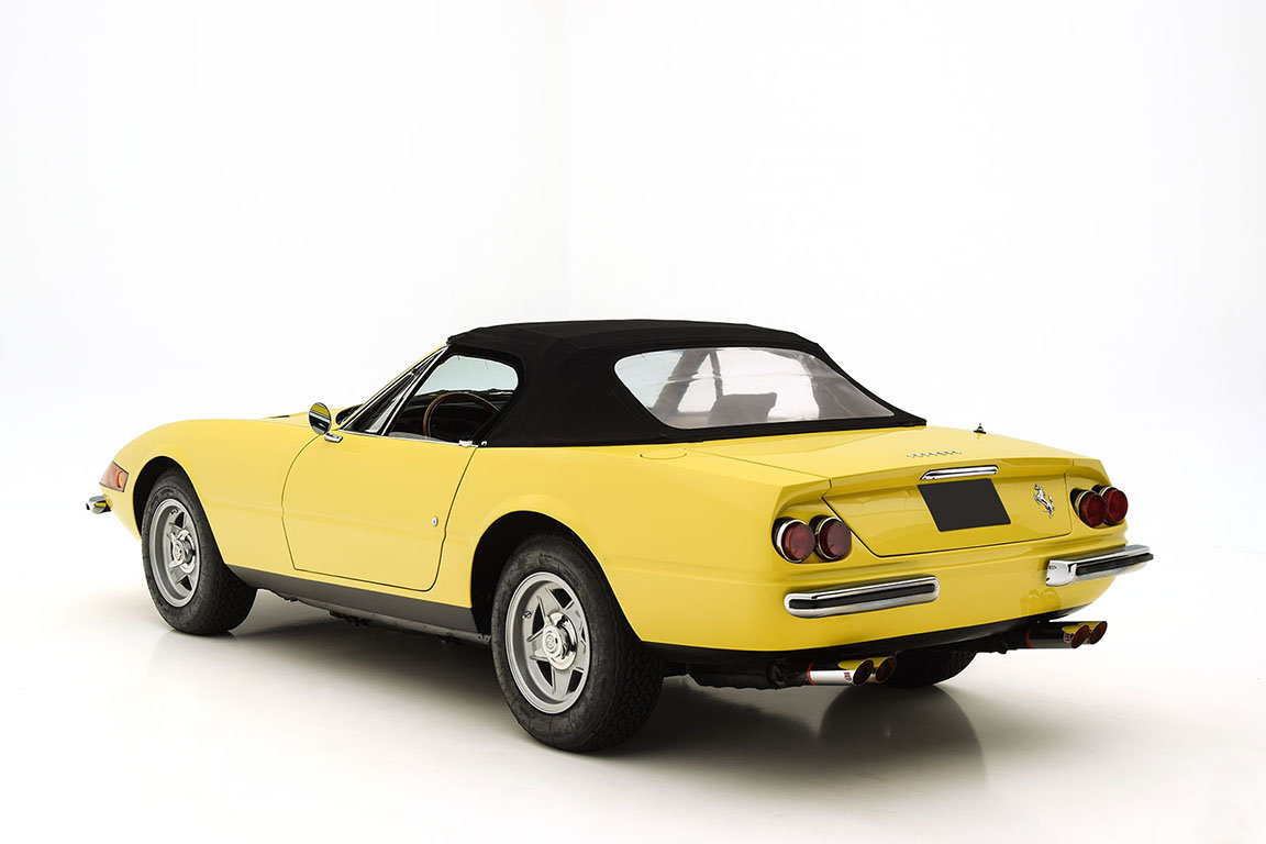 Ferrari 365 GTB/4 Daytona Spider-Conversion - 1971 For Sale (picture 3 of 6)