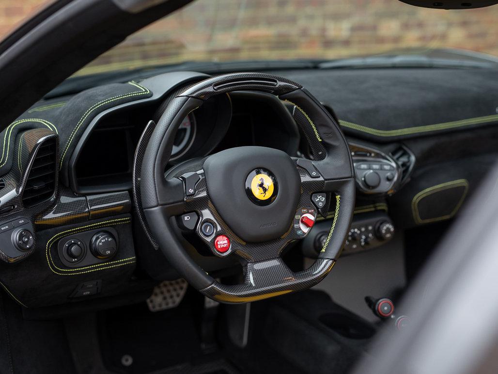 2015 Ferrari 458 Speciale Aperta LHD  For Sale (picture 4 of 6)
