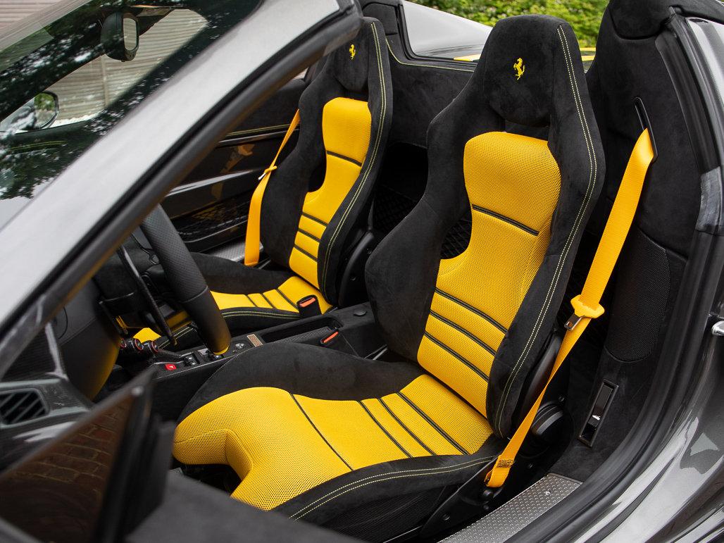 2015 Ferrari 458 Speciale Aperta LHD  For Sale (picture 5 of 6)