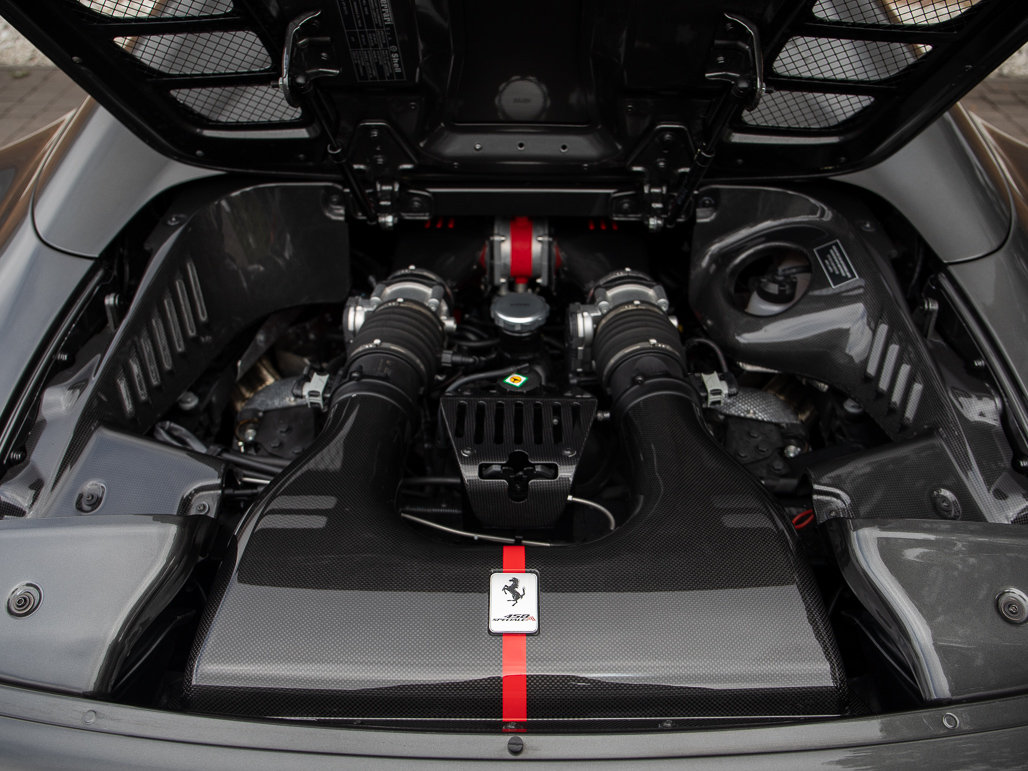 2015 Ferrari 458 Speciale Aperta LHD  For Sale (picture 6 of 6)