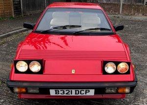 1985 Ferrari Mondial Quattrovalvole For Sale by Auction