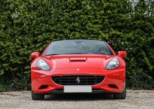 2011 Ferrari California SOLD by Auction