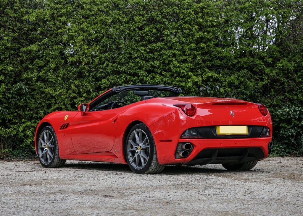 2011 Ferrari California SOLD by Auction | Car And Classic ...