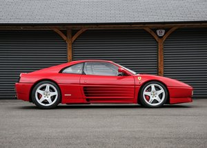 1993 Ferrari 348 TB Challenge For Sale