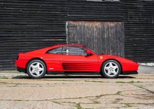 1990 Ferrari 348 TB SOLD by Auction