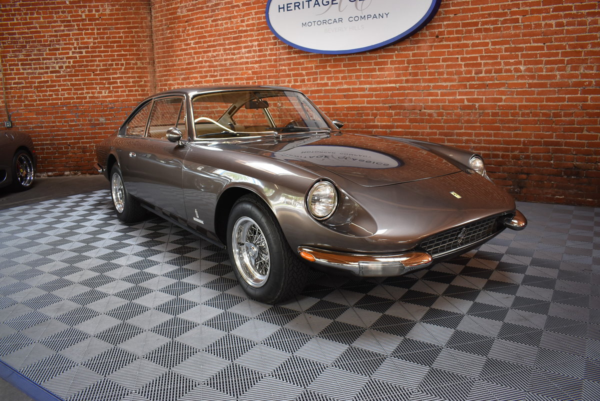 1967 Ferrari 365GT 2+2 SOLD (picture 1 of 6)