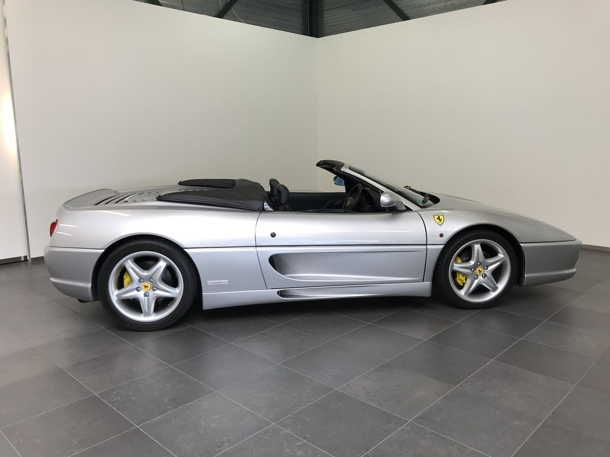 1999 Ferrari f355 f1 spider (matching numbers) LHD For Sale (picture 1 of 6)