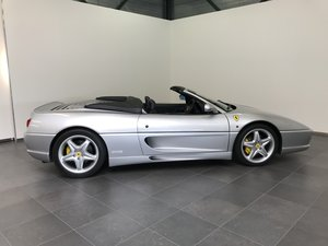1999 Ferrari f355 f1 spider (matching numbers) LHD For Sale