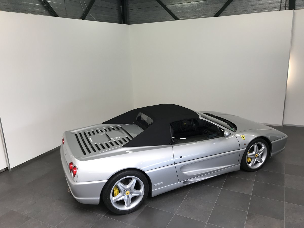 1999 Ferrari f355 f1 spider (matching numbers) LHD For Sale (picture 2 of 6)