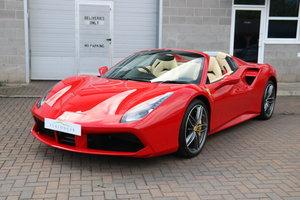 Ferrari 488 Spider - Just 1,750 Miles!