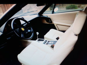 1988 Ferrari 328 LHD new Belts and MOT For Sale