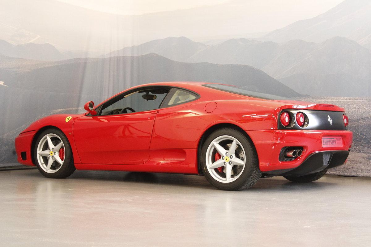 2005 Ferrari F360 Modena F1 For Sale (picture 2 of 6)