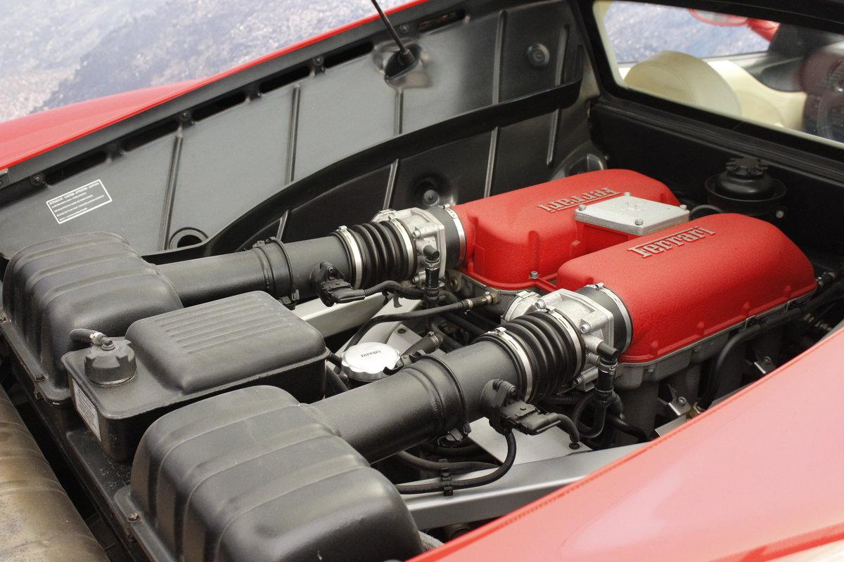 2005 Ferrari F360 Modena F1 For Sale (picture 6 of 6)