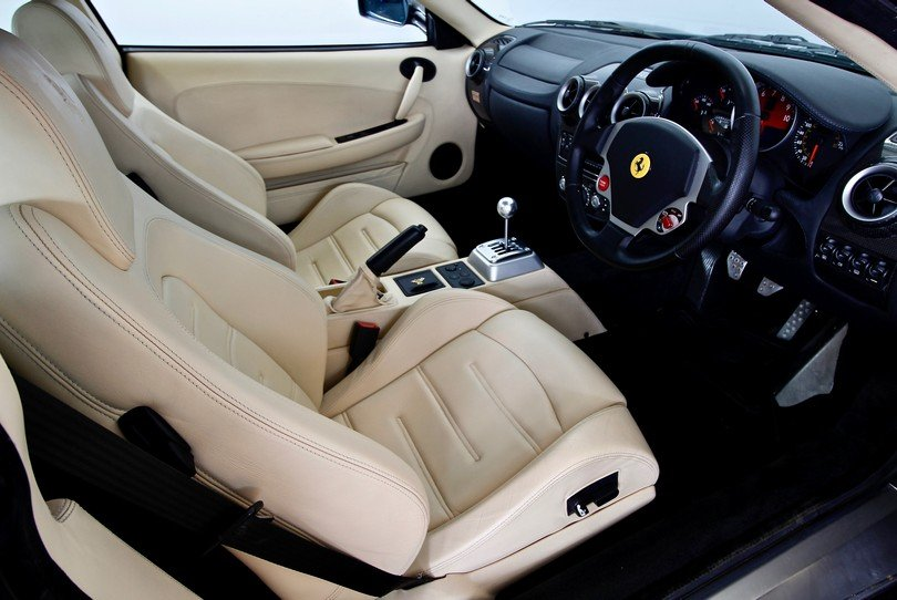 Ferrari F430 - Manual - 41K Miles - 2005 For Sale (picture 6 of 6)