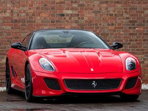 2010  Ferrari 599 GTO LHD