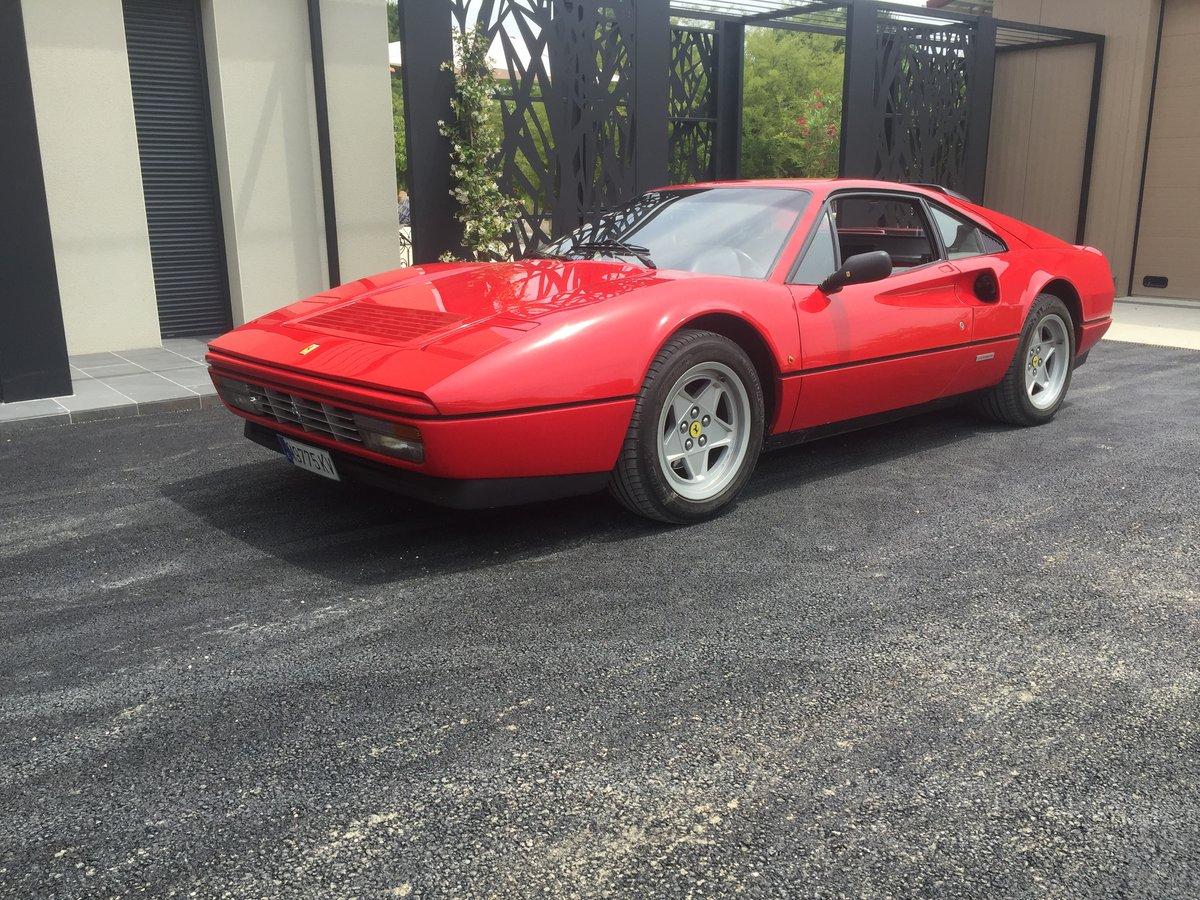 1988 Ferrari 328 GTB For Sale (picture 1 of 6)
