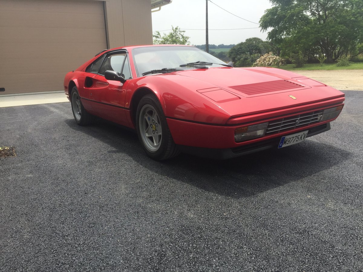 1988 Ferrari 328 GTB For Sale (picture 4 of 6)