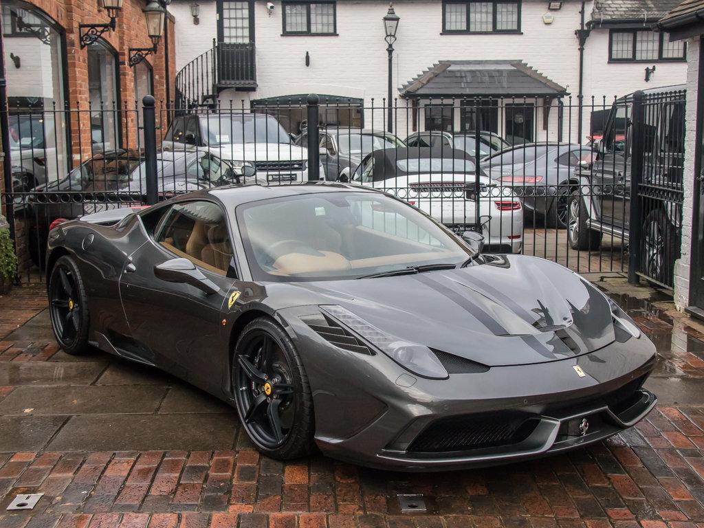 2015 Ferrari 458 Speciale  For Sale (picture 1 of 6)