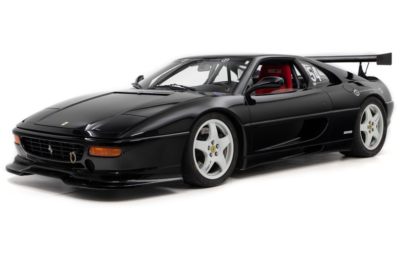 1997 Ferrari F355 Challenge Fast Track low 9.7k miles $169.5 For Sale (picture 1 of 6)