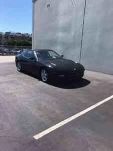 1997 456 GTA Ferrari Black driver 89k miles needs tlc $29.9k For Sale