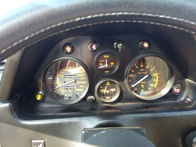 1986 Ferrari 328, Ferrari GTS, Ferrari 328 GTS For Sale (picture 3 of 6)