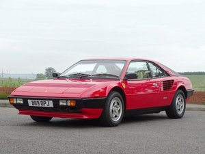 1985 Ferrari Mondial Quattrovalvole For Sale by Auction