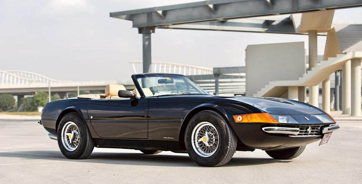 """Ferrari Daytona """"Miami Vice"""" Replica For Sale (picture 1 of 5)"""