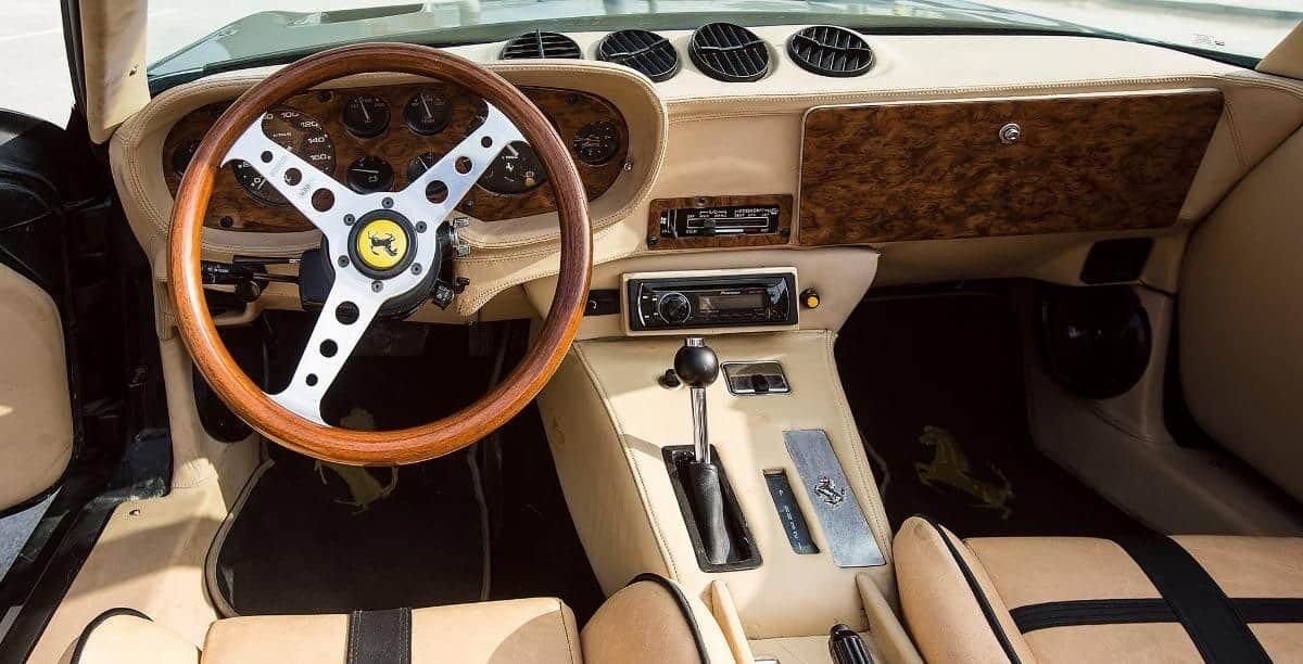 """Ferrari Daytona """"Miami Vice"""" Replica For Sale (picture 3 of 5)"""