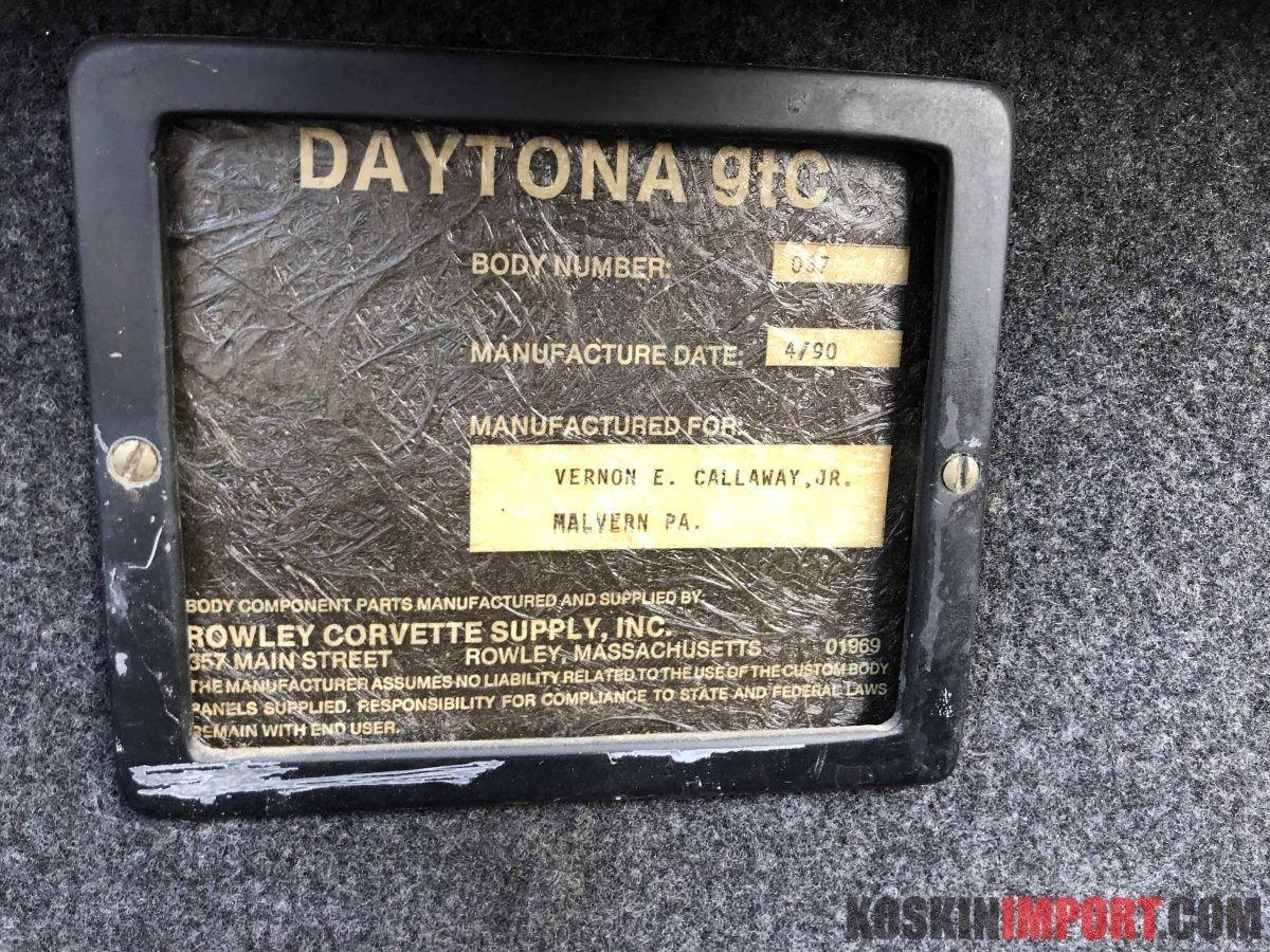 """Ferrari Daytona """"Miami Vice"""" Replica For Sale (picture 5 of 5)"""
