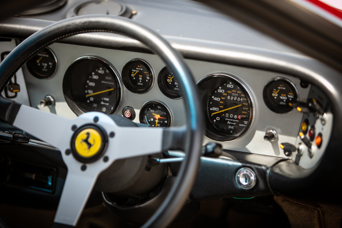 1979 Ferrari 308 GT4 SOLD by Auction (picture 1 of 6)