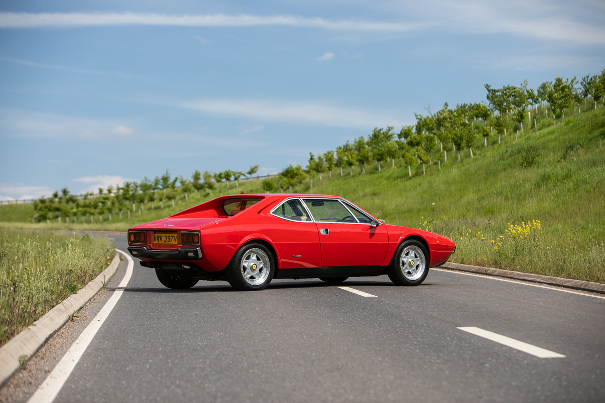 1979 Ferrari 308 GT4 SOLD by Auction (picture 5 of 6)
