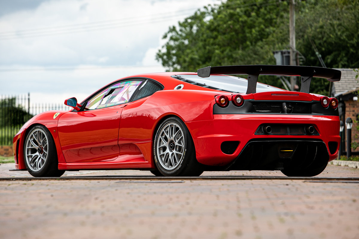 2006 Ferrari F430 Challenge SOLD by Auction (picture 2 of 6)