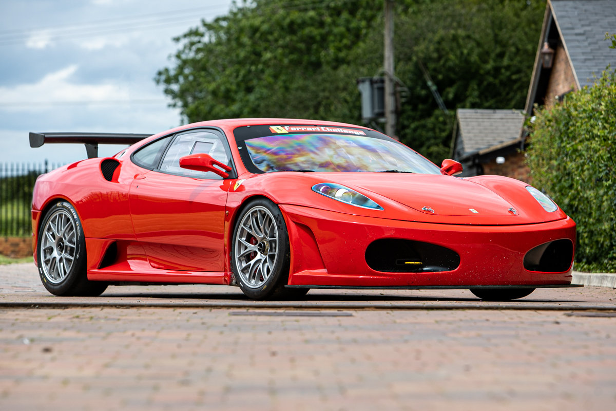 2006 Ferrari F430 Challenge SOLD by Auction (picture 3 of 6)