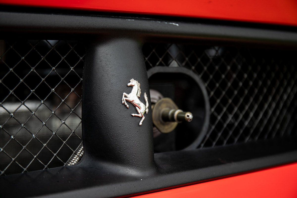 2006 Ferrari F430 Challenge SOLD by Auction (picture 5 of 6)