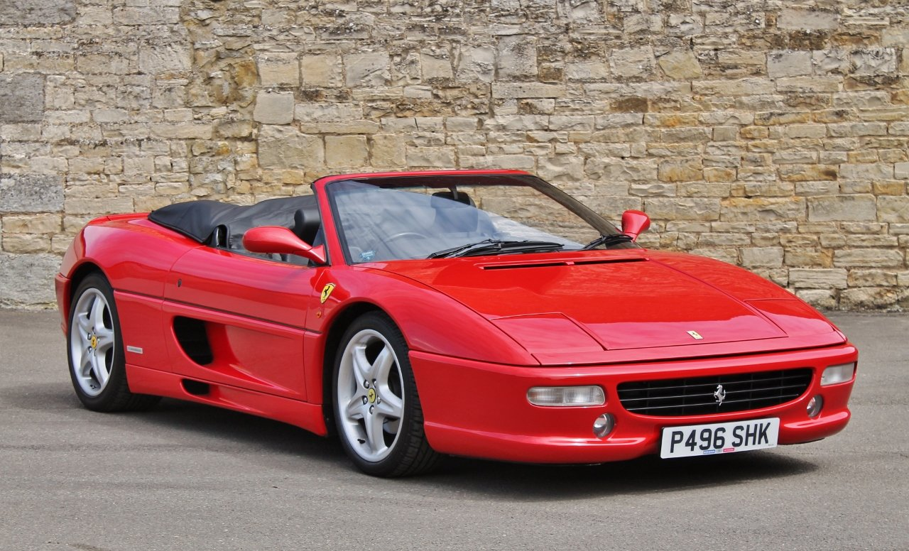 1997 Ferrari F355 Spider SOLD by Auction (picture 2 of 6)
