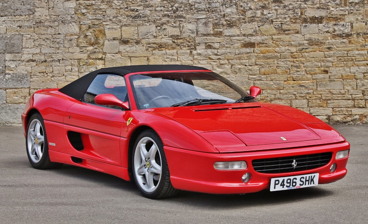1997 Ferrari F355 Spider SOLD by Auction (picture 5 of 6)
