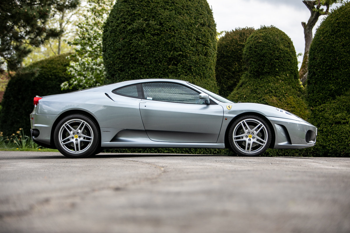 2005 Ferrari F430 Manual (Type F131) SOLD by Auction (picture 1 of 6)