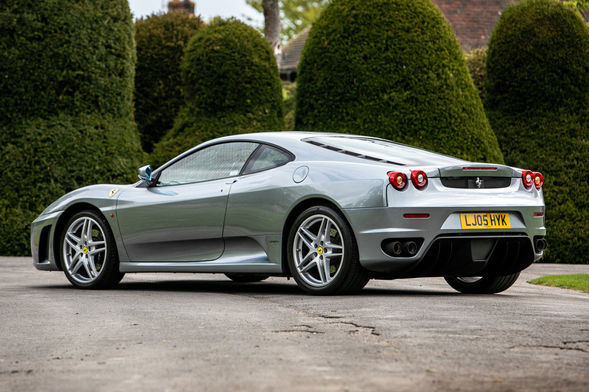 2005 Ferrari F430 Manual (Type F131) SOLD by Auction (picture 3 of 6)