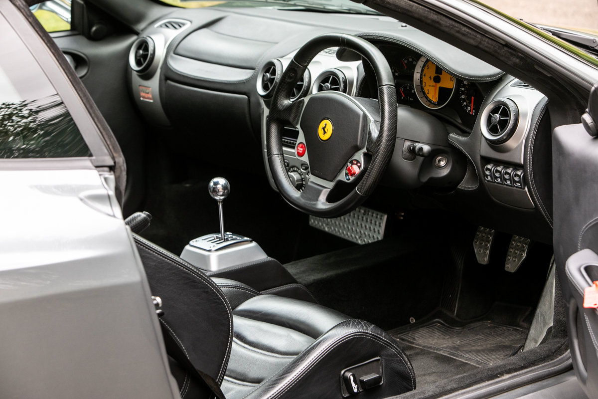 2005 Ferrari F430 Manual (Type F131) SOLD by Auction (picture 4 of 6)