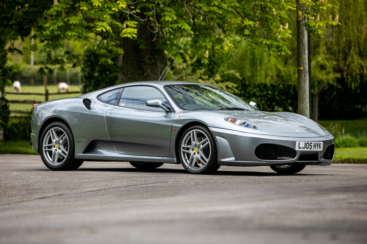 2005 Ferrari F430 Manual (Type F131) SOLD by Auction (picture 5 of 6)