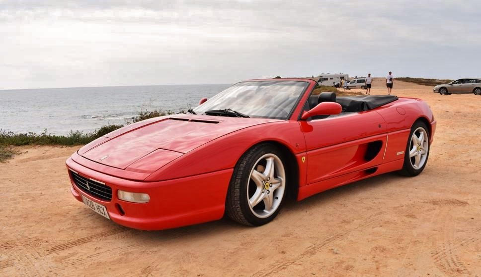1996 Ferrari F355 Spider SOLD by Auction (picture 2 of 6)