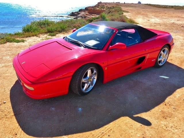 1996 Ferrari F355 Spider SOLD by Auction (picture 5 of 6)