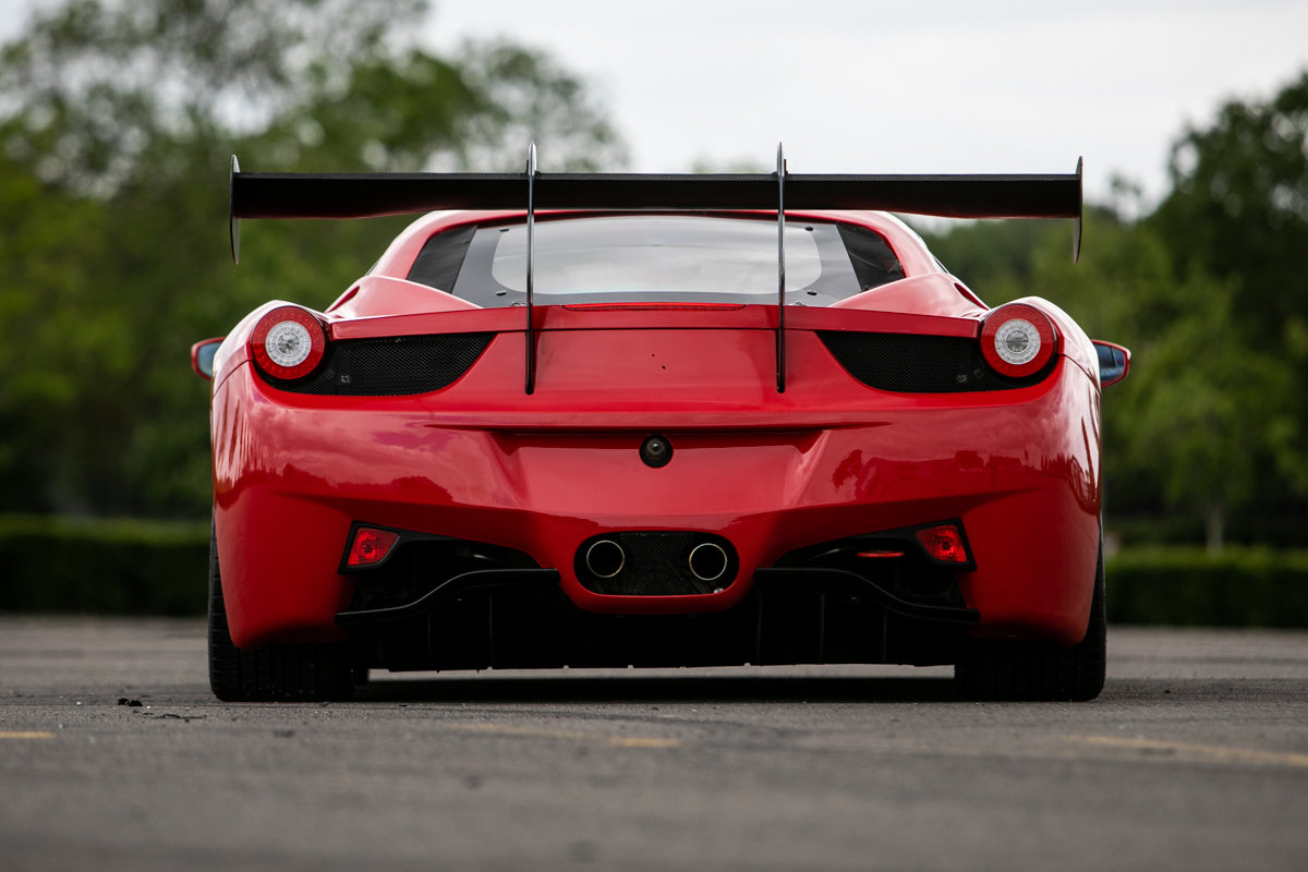 2012 Ferrari 458 Challenge SOLD by Auction (picture 2 of 6)