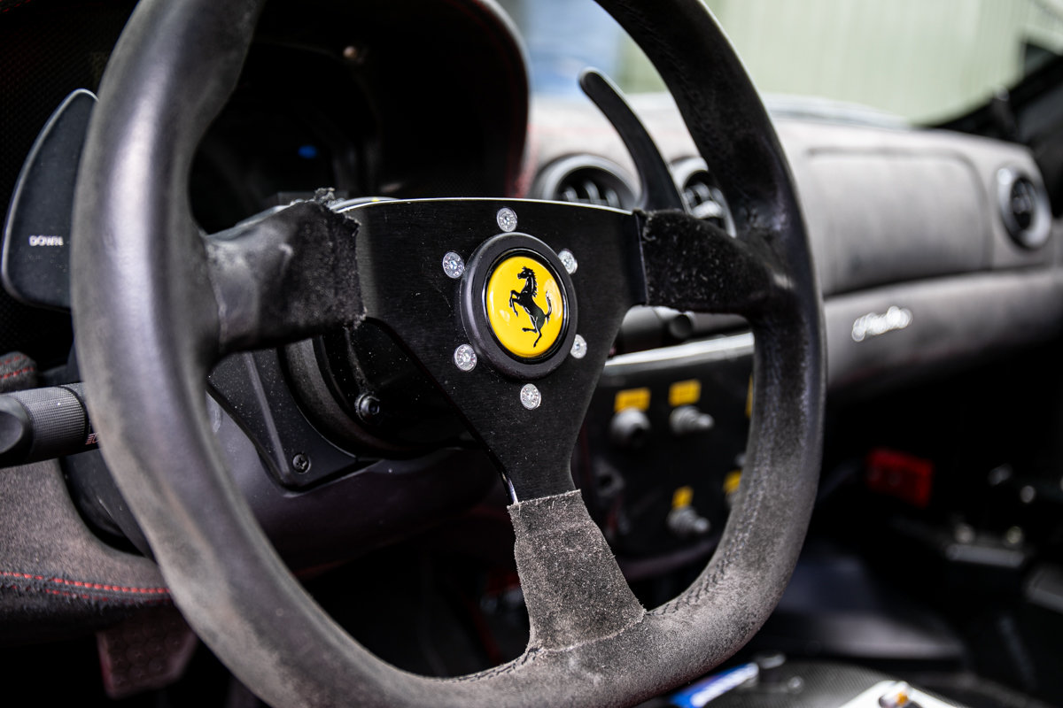 2000 Ferrari 360 Challenge SOLD by Auction (picture 4 of 6)