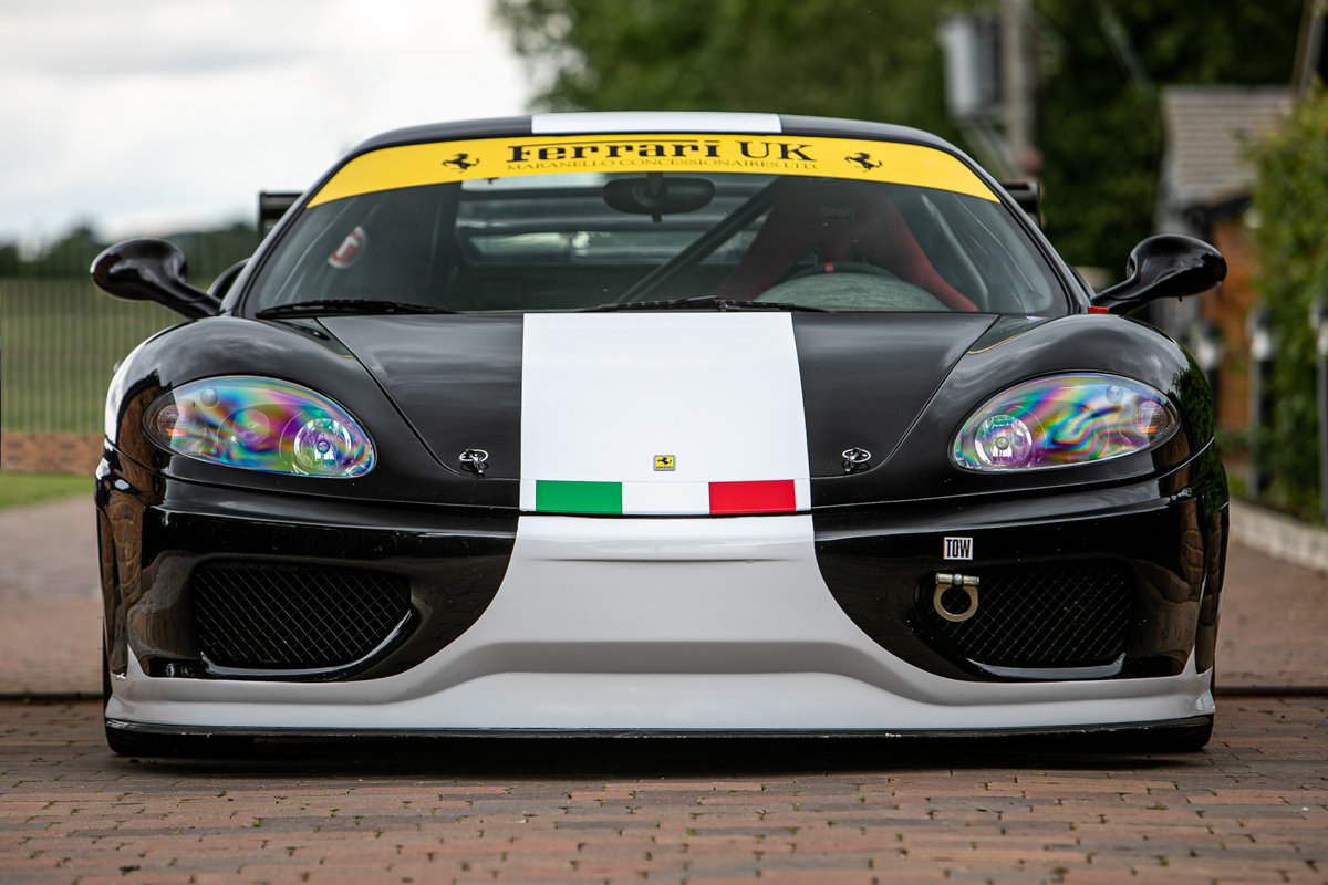 2000 Ferrari 360 Challenge SOLD by Auction (picture 6 of 6)