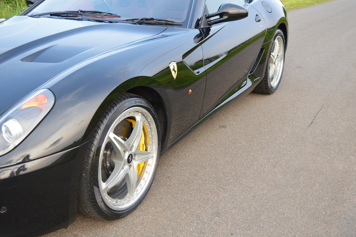 2008 Ferrari 599 GTB Fiorano HGTE SOLD by Auction (picture 5 of 6)