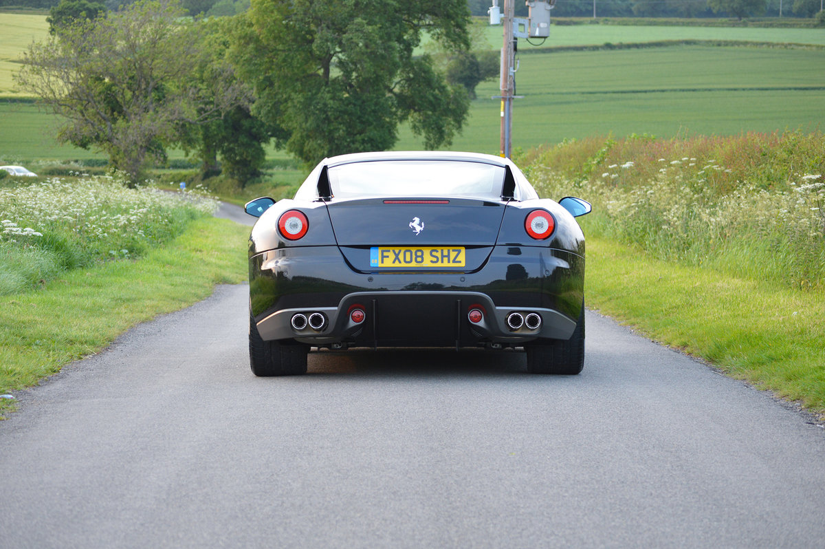 2008 Ferrari 599 GTB Fiorano HGTE SOLD by Auction (picture 6 of 6)