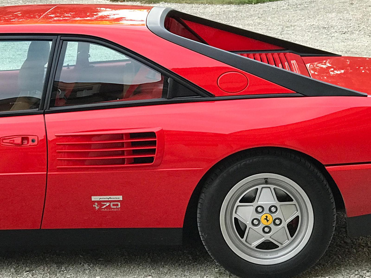 1991 Ferrari Mondial 3.4T SOLD by Auction (picture 1 of 6)